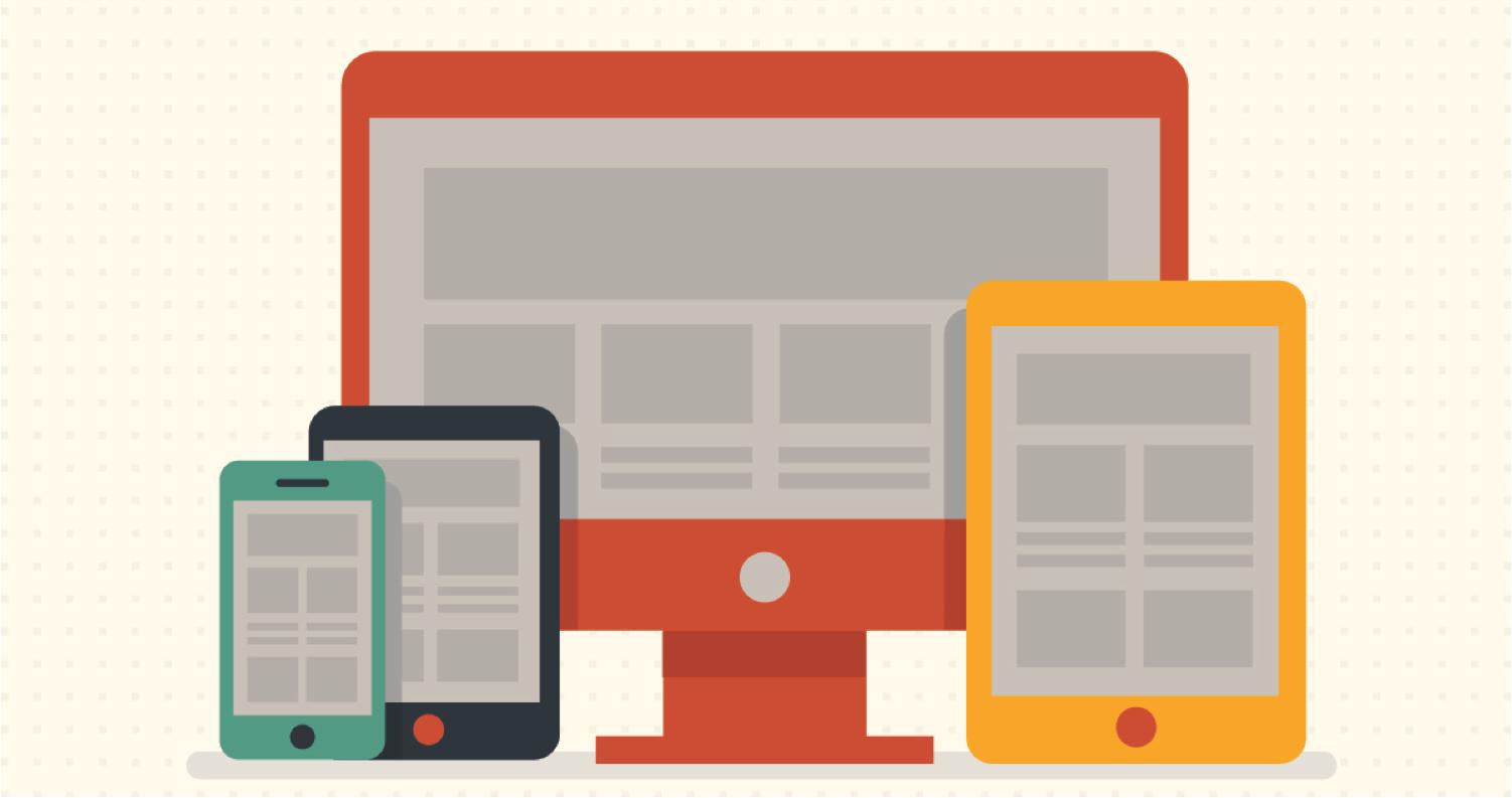 Разделение дизайна и контента